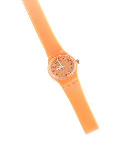 Rubber Watch