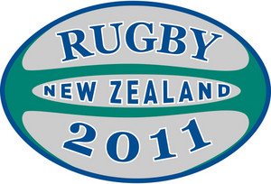 Rugby Ball 2011 New Zealand