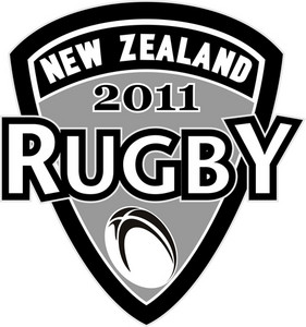 Rugby Ball Shield New Zealand 2011