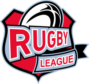Rugby League Ball Shield