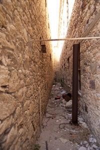 Ruins In Karlovassi, Samos