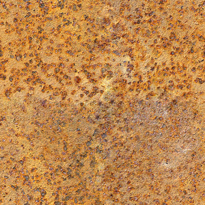 Rust Metal Seamless Texture
