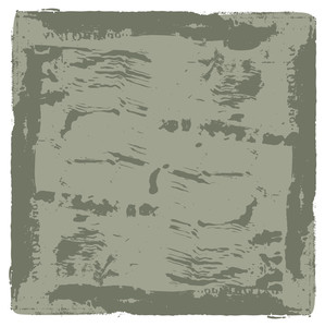 Rusty Grunge Texture Banner