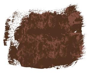 Rusty Grunge Texture Design Banner