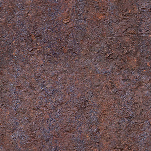 Rusty Metal Seamless Texture