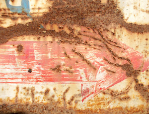 Rusty Texture 110