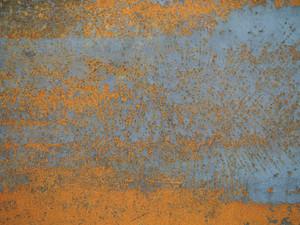 Rusty Textured Metal