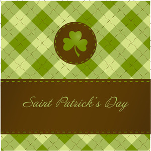 Saint Patricks Day Card
