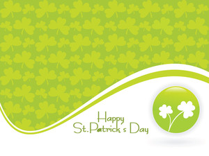 Saint Patricks Day Green Vector