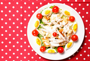 Salad Above