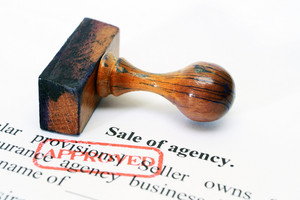Sale Of Agency - Approved