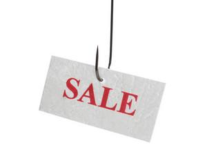 Sale On Hook
