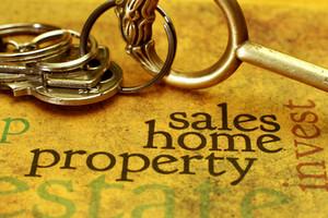Sales Home  Concept