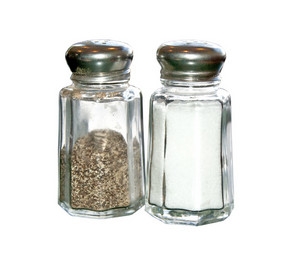 Salt And Pepper Ingredient 203