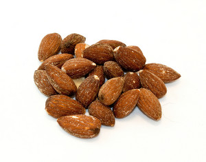 Salted Smoked Almonds
