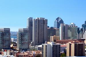 San Diego City Day Buildings
