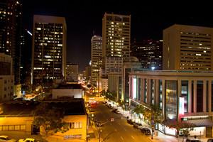San Diego City Skylines