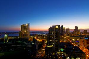 San Diego City Traffic