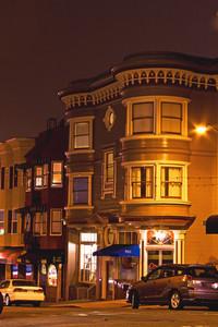 San Francisco City Buildings