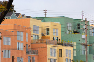 San Francisco City Houses