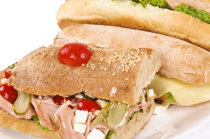 Sandwiches Meal