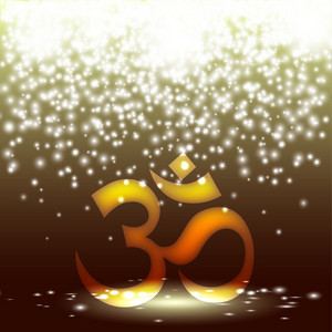 Sanskrit Symbol Lights