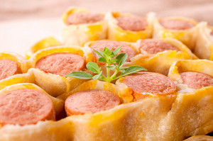 Sausage Pastry