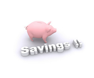 Saving Text With Piggy-bank