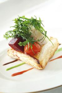 Savory Tartlet Starter Appetizer