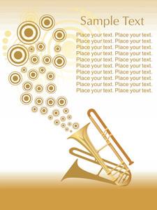Saxophone Isolated On Nice Background