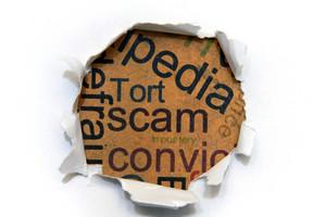 Scam Concept