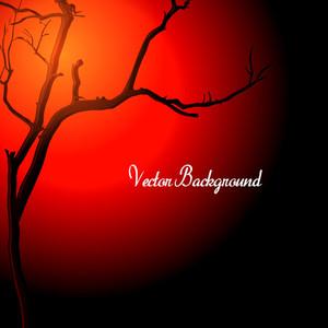 Scary Dead Tree