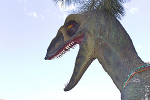 Scary Dinosaur