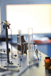 School science and chemistry lab