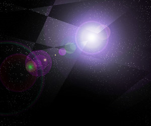 Science Fiction Cosmos Background