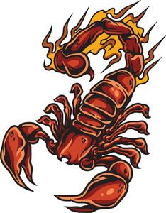 Scorpion Vector Element