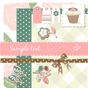 Scrap-booking Elements-