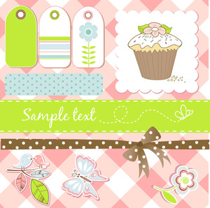 Scrapbooking Elements-