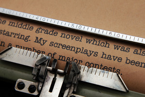 Screenplay Letter