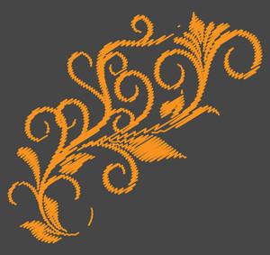 Scribble Floral Design