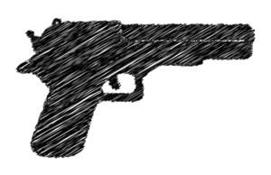 Scribble Gun