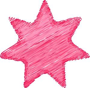 Scribble Star