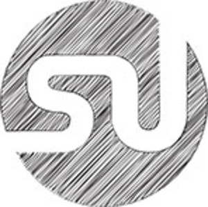 Scribbled Stumbleupon Icon On White Background