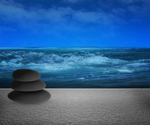 Sea Spa Background