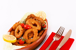 Seafood Time
