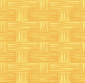Seamless Basket Vector Texture