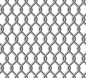 Seamless Construction Net. Vector.