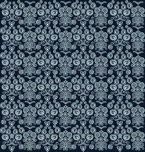 Seamless Ornament Texture