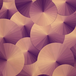 Seamless Pattern With Sea Of Umbrellas. Copy Square To The Side And You'll Get Seamlessly Tiling Pattern Which Gives The Resulting Image Ability To Be Repeated Or Tiled Without Visible Seams.