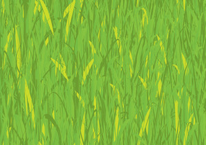 Seamless Vector Grass.